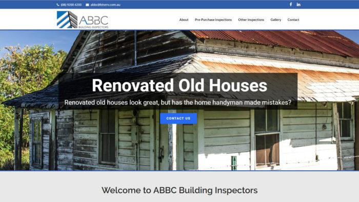 Andrew Booth Building Inspectors