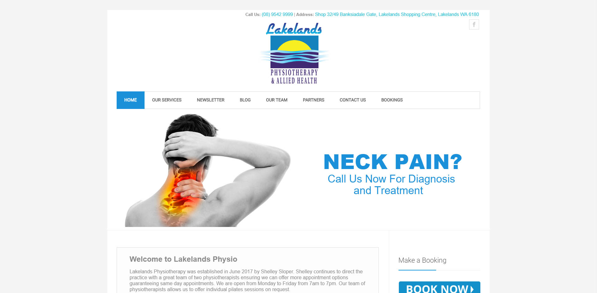 Lakelands Physiotherapy