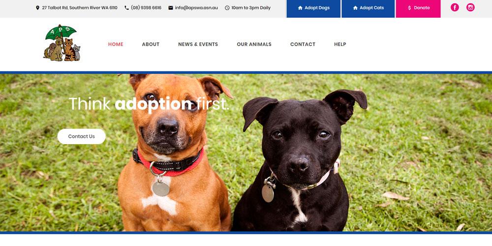 animal protection society