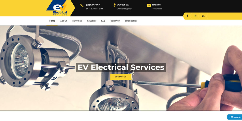 ev electric services