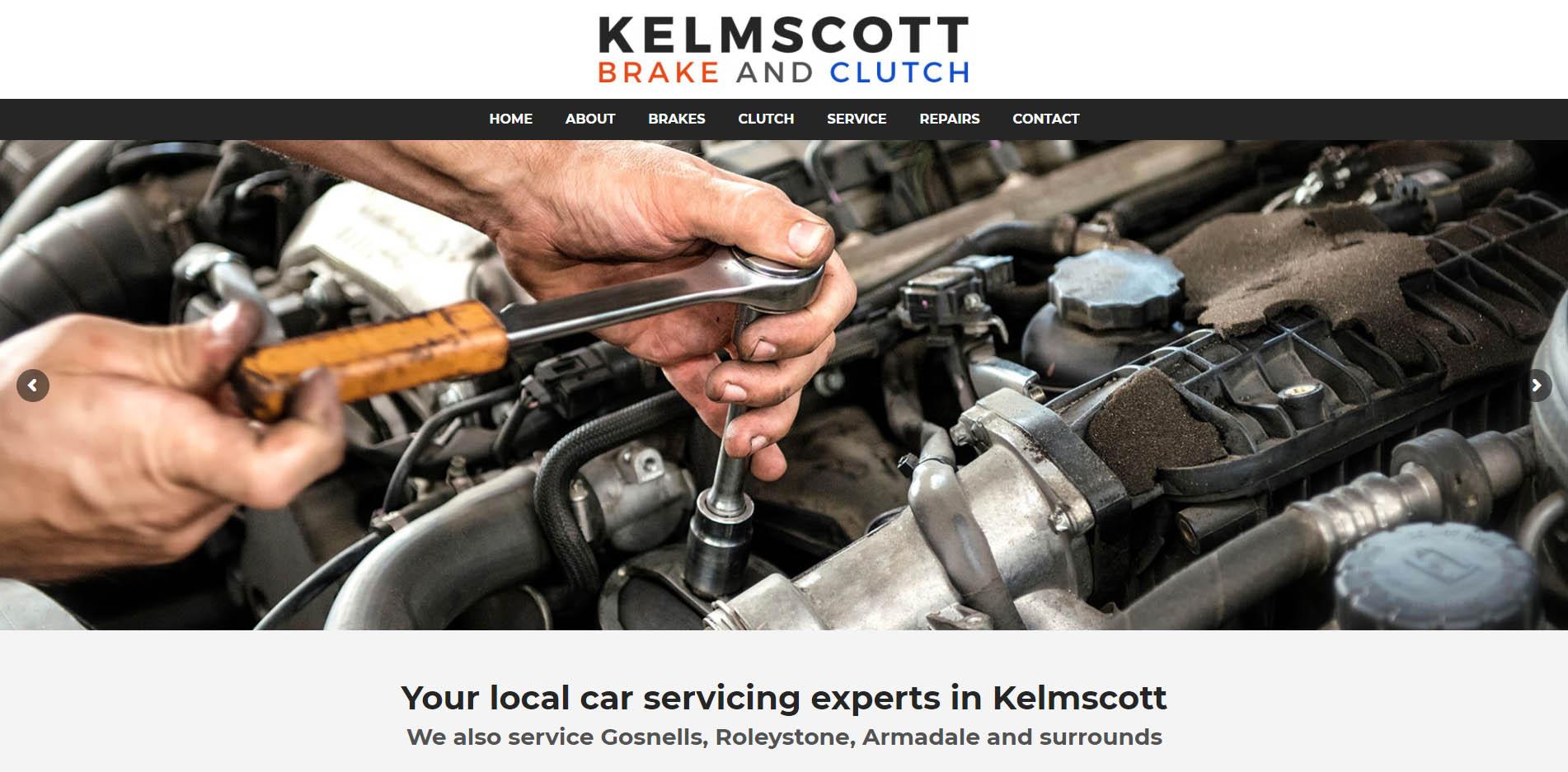 Kelmscott Brake and Clutch