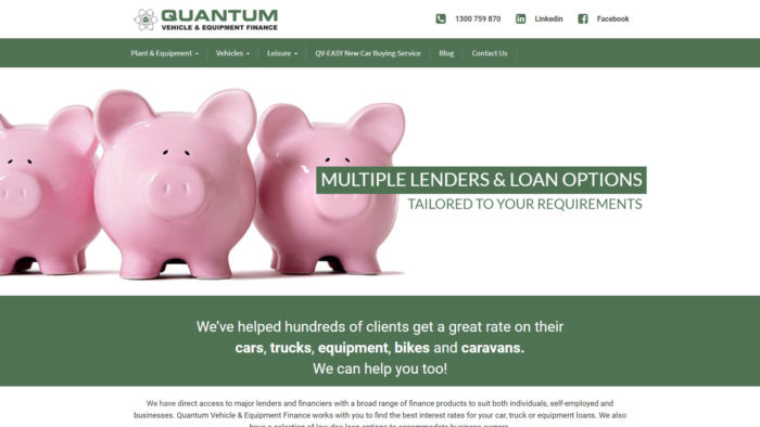 Quantum Financial Services