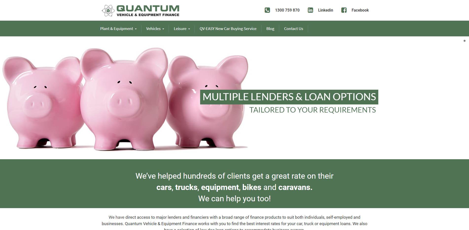 Quantum Financial Services