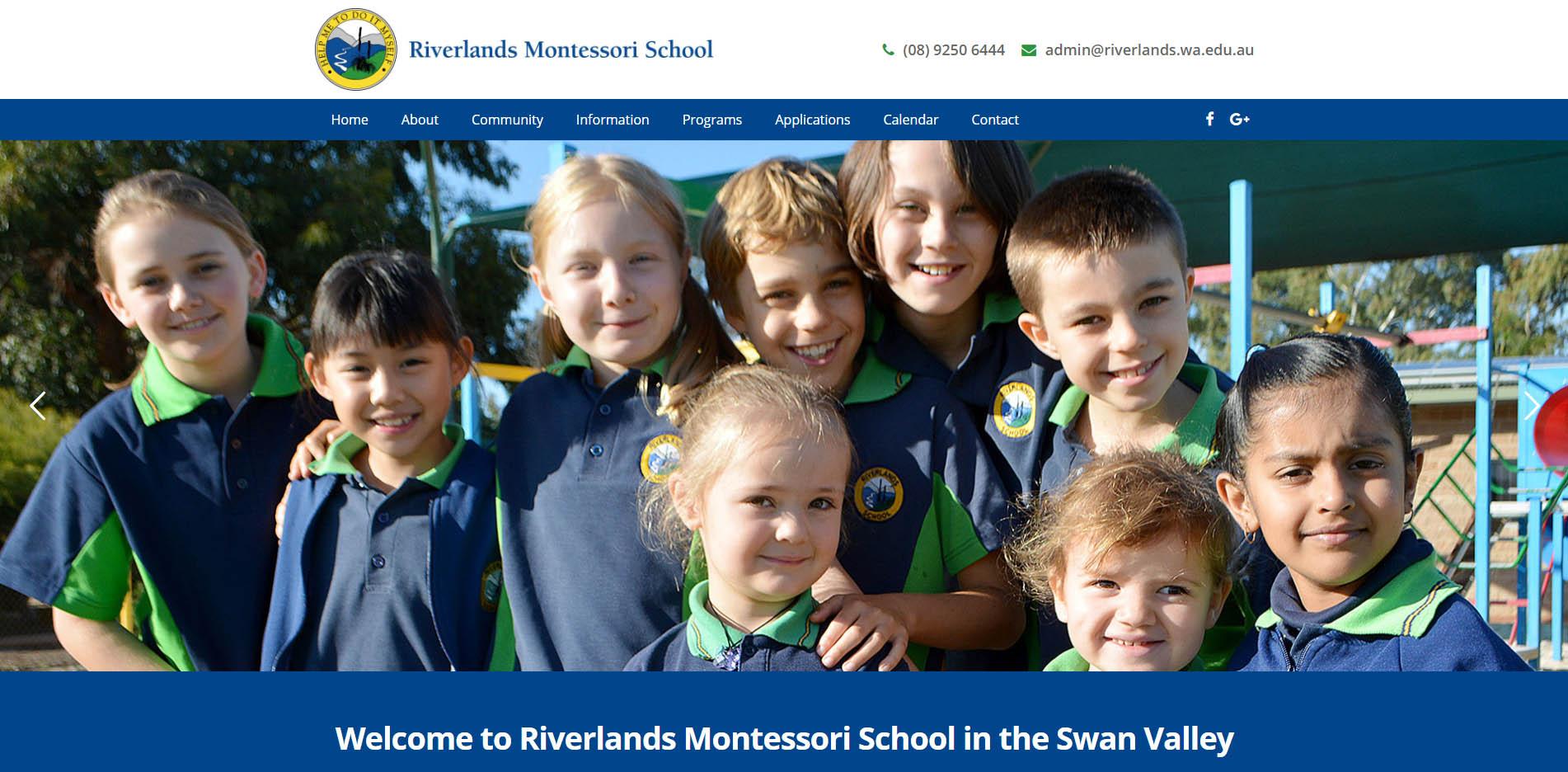 Riverlands Montessori Primary