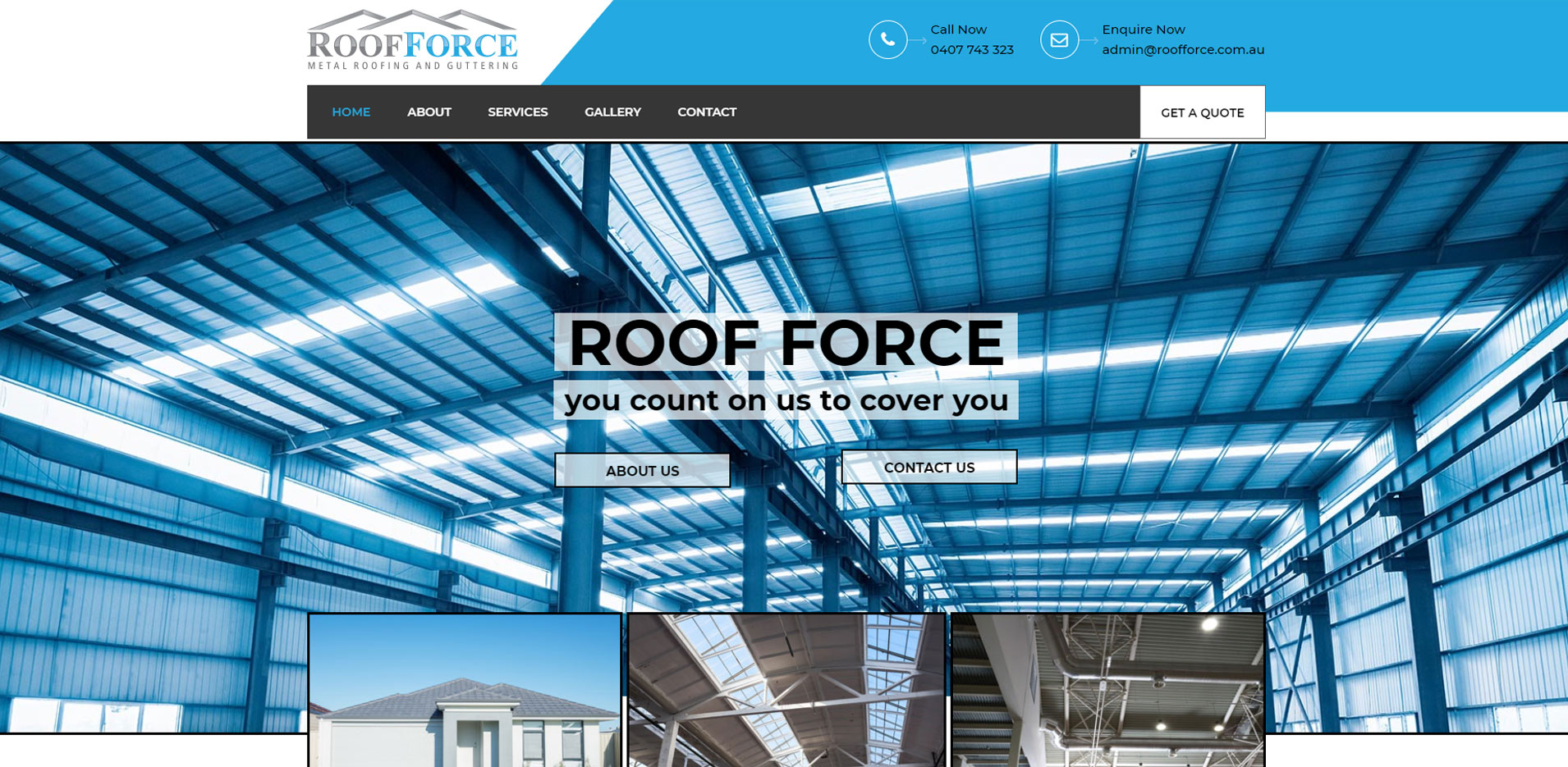 Roof Force