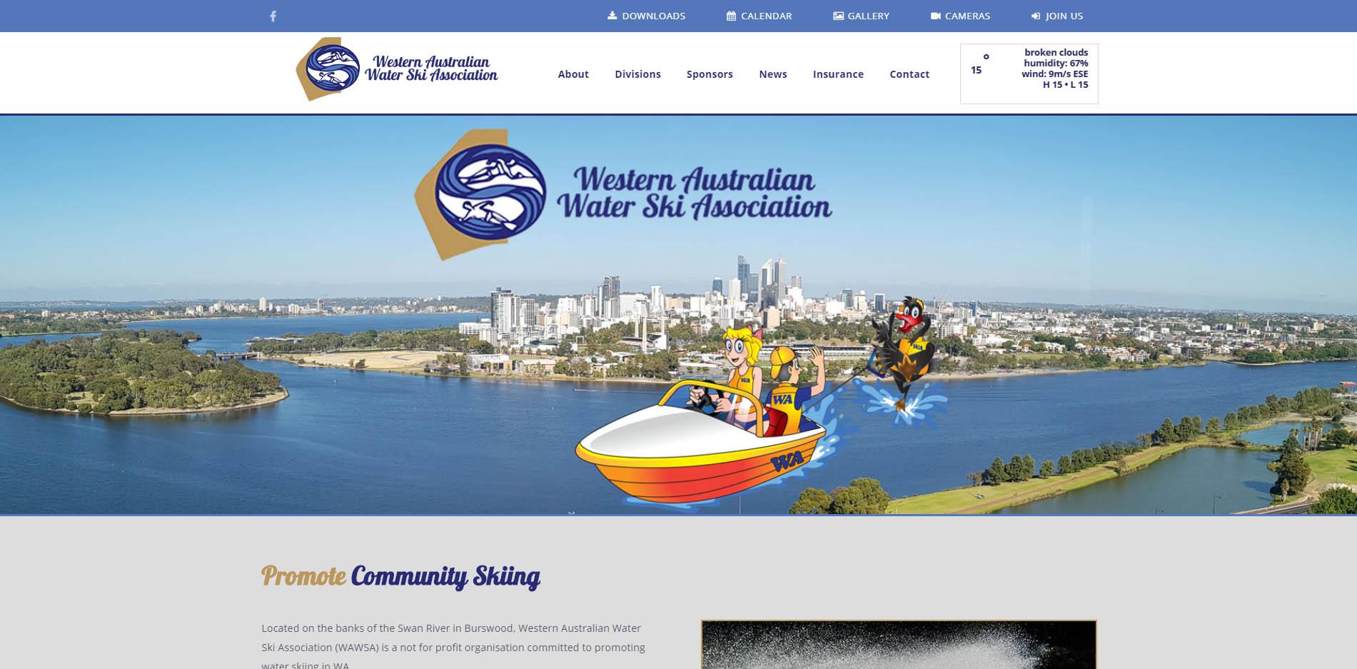 WA Waterski Association